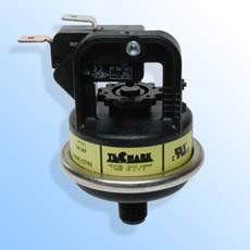 Vacuum Pressure Switches
