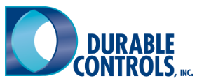 Durable Controls Inc. Logo