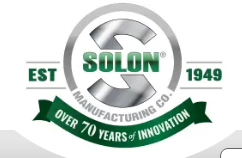 Solon Manufacturing Co. Logo